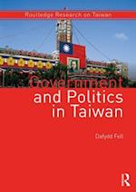Government and Politics in Taiwan af Dafydd Fell