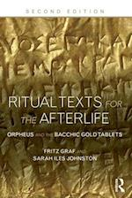 Ritual Texts for the Afterlife af Sarah Iles Johnston