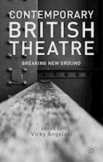 Contemporary British Theatre af Vicky Angelaki