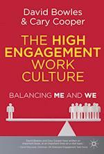 High Engagement Work Culture af David Bowles