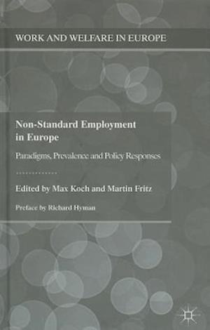 Non-Standard Employment in Europe af Max Koch