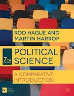Political Science af Martin Harrop, Rod Hague