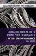 Comparing Mass Media in Established Democracies af Lisa Muller