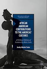 African American Contributions to the Americas' Cultures