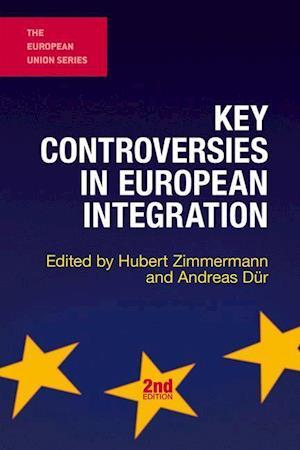 Bog, hardback Key Controversies in European Integration af Hubert Zimmermann