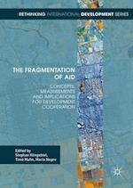 The Fragmentation of Aid (Rethinking International Development Series)