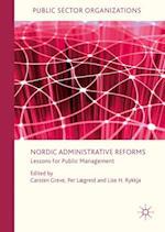 Nordic Administrative Reforms (Public Sector Organizations)