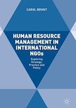 Human Resource Management in International NGOs