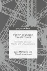 Post-PhD Career Trajectories