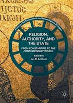 Religion, Authority, and the State (Pathways for Ecumenical and Interreligious Dialogue)