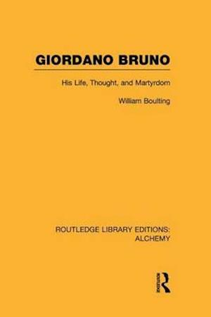 Giordano Bruno af William Boulting