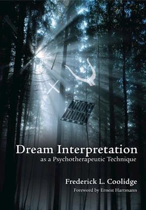 Dream Interpretation as a Psychotherapeutic Technique af Alison Blenkinsopp, Peretz Lavie, Frederick L. Coolidge