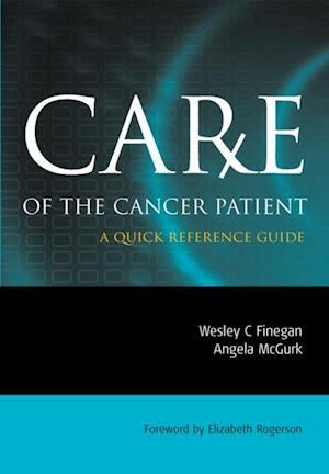Care of the Cancer Patient af Angela McGurk, Wesley Finegan