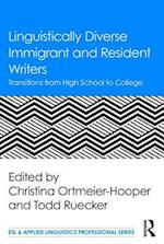 Linguistically Diverse Immigrant and Resident Writers (Esl & Applied Linguistics Professional)