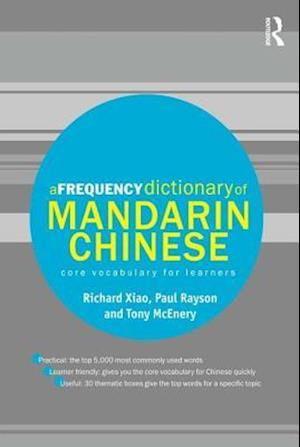 A Frequency Dictionary of Mandarin Chinese af Richard Xiao