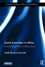 Social Innovation in Africa (Routledge Studies in African Development)