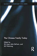 The Chinese Family Today (Routledge Contemporary China)