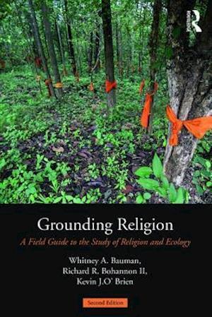 Bog, paperback Grounding Religion af Whitney Bauman