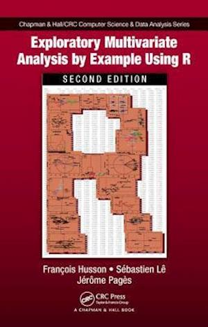 Bog, hardback Exploratory Multivariate Analysis by Example Using R, Second Edition af Franocois Husson