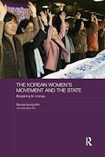 The Korean Women's Movement and the State