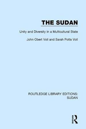 The Sudan af Sarah Potts Voll
