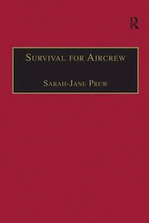 Bog, paperback Survival for Aircrew af Sarah-Jane Prew