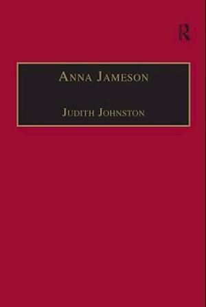 Bog, paperback Anna Jameson af Judith Johnston