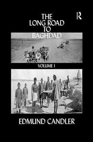 Bog, paperback The Long Road Baghdad af Edmund Candler
