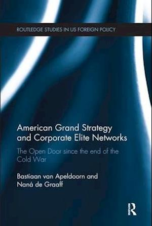 Bog, paperback American Grand Strategy and Corporate Elite Networks af Bastiaan van Apeldoorn