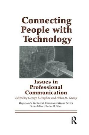 Bog, paperback Connecting People with Technology af George F. Hayhoe