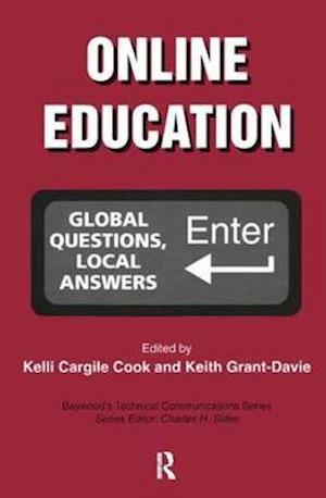 Bog, paperback Online Education af Kelli Cargile Cook