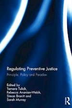 Regulating Preventive Justice