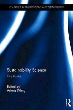 Bog, hardback Sustainability Science af Ariane Konig