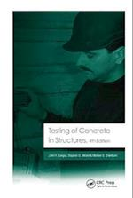 Testing of Concrete in Structures af John H. Bungey