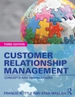 Customer Relationship Management af Francis Buttle