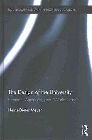 The Design of the University af Heinz-Dieter Meyer