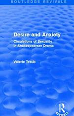 Desire and Anxiety af Valerie Traub