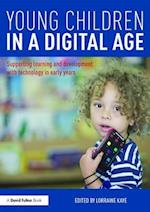 Young Children in a Digital Age