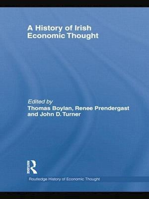 A History of Irish Economic Thought af Thomas Boylan