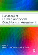 Handbook of Human and Social Conditions in Assessment (Educational Psychology Handbook)