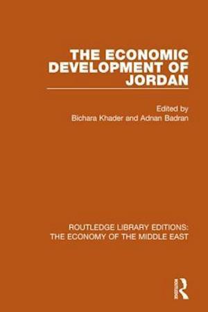 Bog, paperback The Economic Development of Jordan af Adnan Badran