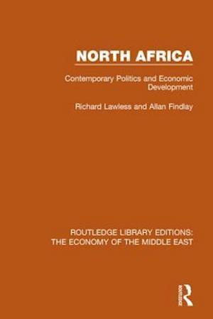 Bog, paperback North Africa af Allan MacKay Findlay
