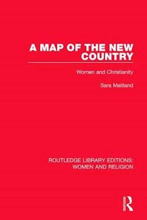 Bog, paperback A Map of the New Country af Sara Maitland