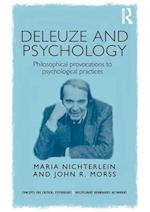 Deleuze and Psychology (Concepts for Critical Psychology)