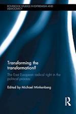 Transforming the Transformation? af Michael Minkenberg