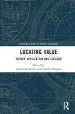 Locating Value (Routledge Studies in Human Geography)
