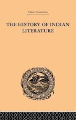 The History of Indian Literature af Albrecht Weber