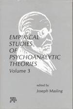 Empirical Studies of Psychoanalytic Theories, V. 3