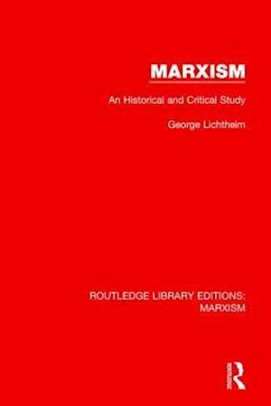 Bog, paperback Marxism af George Lichtheim