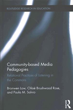 Community-Based Media Pedagogies af Paula M. Salvio
